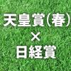 【天皇賞春 予想】日経賞と天皇賞(春)の関係について。